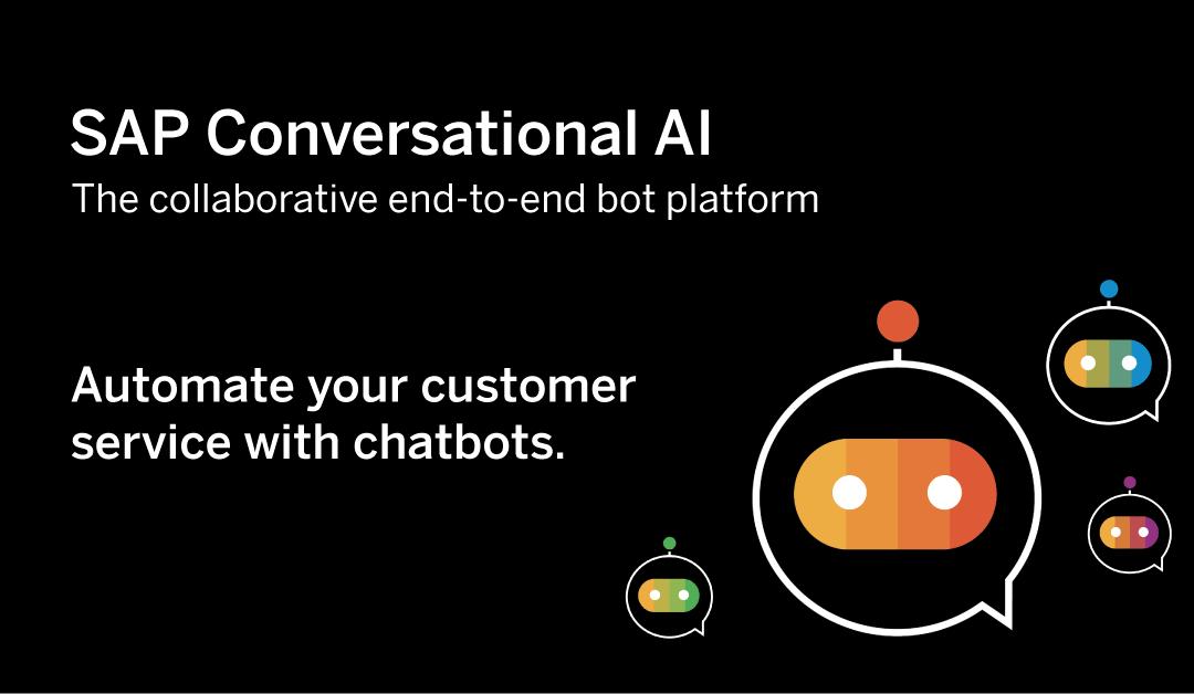 Create a sample BOT using SAP Conversational AI (CAI)